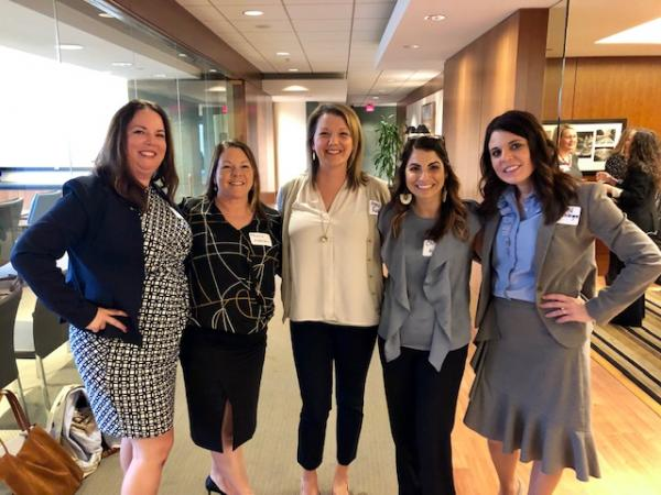 Association for Women Lawyers of Greater Kansas City New Member Reception
