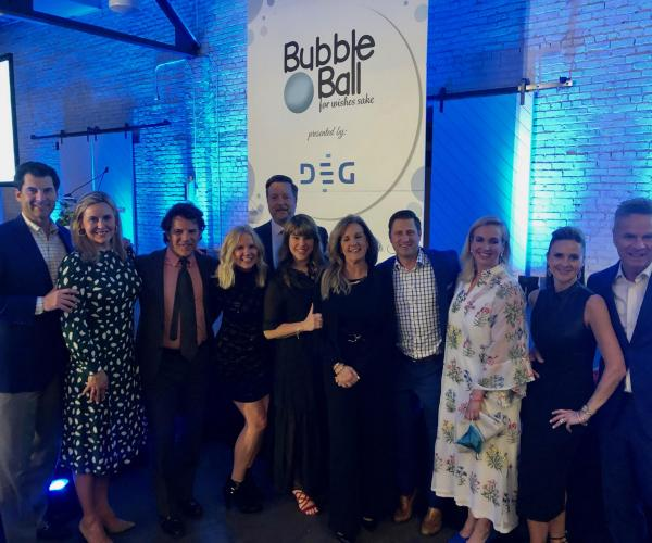 4th Annual Bubble Ball