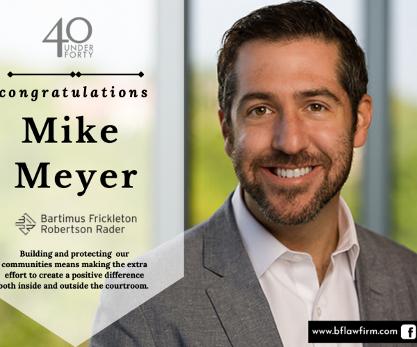 Mike Meyer Ingram's 40 Under 40